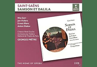 VARIOUS, Orchestre du Theatre National de L'Opera Paris - Samson et Dalila  - (CD)