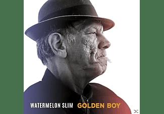 Watermelon Slim - Golden Boy  - (CD)