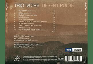 Hans Lüdemann - Desert Pulse  - (CD)