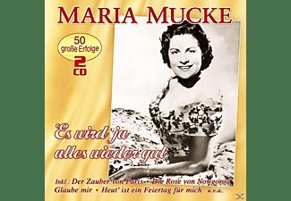 Maria Mucke - Es Wird Ja Alles Wieder Gut-50 Große Erfolge  - (CD)