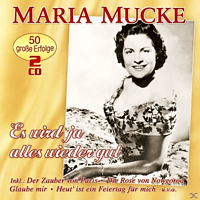 Maria Mucke - Es Wird Ja Alles Wieder Gut-50 Große Erfolge [CD]