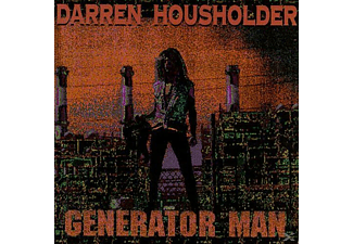 Darren Householder - Generator Man  - (CD)