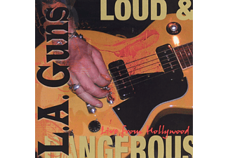 L.A. Guns - Loud And Dangerous  - (CD)