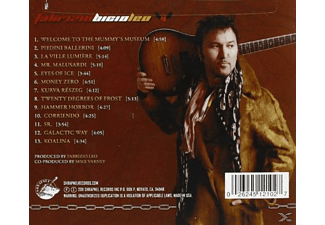 Fabrizio Leo - Mr.Malusardi  - (CD)