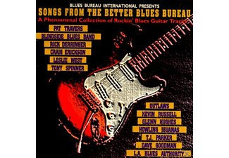 VARIOUS - Songs From The Bette  - (CD)