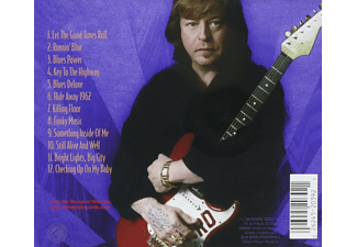 Rick Derringer - Blues Deluxe  - (CD)