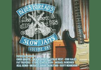 VARIOUS - Blues Bureau'S Low D  - (CD)
