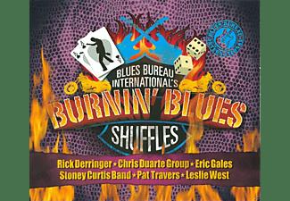 VARIOUS - Blues Bureau Interna  - (CD)