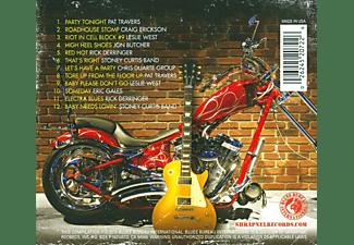 VARIOUS - Blues Bureau'S Rowdy  - (CD)