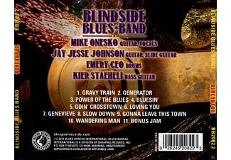 Blindside Blues Band - Generator  - (CD)