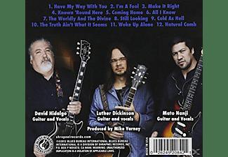 David Hidalgo, Mato Nanji, Luther Dickinson - 3 Skulls And The Tru  - (CD)