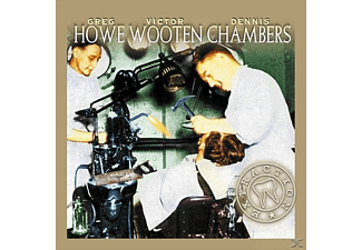 Greg Howe, Victor Wooten, Dennis Chambers - Extraction  - (CD)