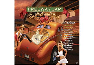 VARIOUS - Freeway Jam: To Beck  - (CD)