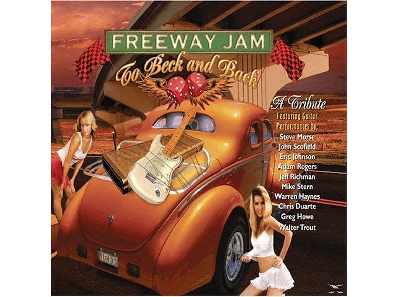 VARIOUS - Freeway Jam: To Beck [CD]