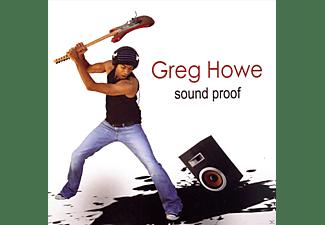 Greg Howe - Sound Proof  - (CD)