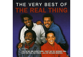 The Real Thing - The Very Best Of  - (CD)