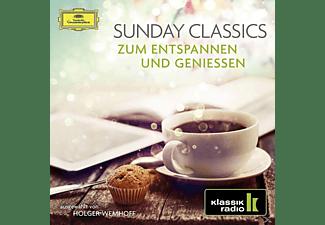VARIOUS - Sunday Classics (Klassik-Radio-Serie)  - (CD)
