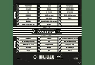 Wirtz - Best of 2007 - 2017  - (CD + DVD Video)