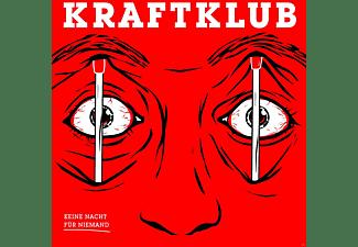 Kraftklub - Keine Nacht für Niemand (inkl. MP3 Code)  - (Vinyl)