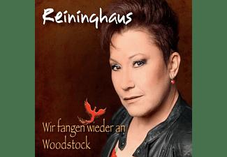 Reininghaus - Wir fangen wieder an | Woodstock  - (Maxi Single CD)