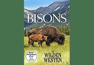 Bisons Im Wilden Westen DVD