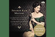 Sharon Kam - Klarinettenkonzert/-Quintett-Sonderedition [CD]