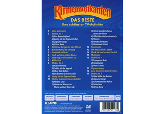 Kirmesmusikanten - Das Beste  - (DVD)