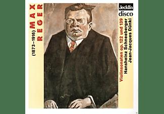 Hansheinz Schneeberger, Jean-jacques Duenki - VIOLINSONATEN OP.122+139  - (CD)