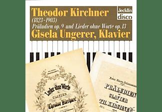 Gisela Ungerer - Klavierwerke  - (CD)
