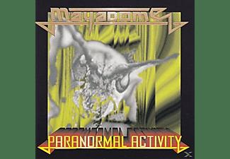 Mayadome - Paranormal Activity  - (CD)