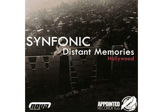 Synfonic - Distant Memories-Hollywood  - (CD)