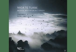 Ensemble Nunc Dimittis - Nada te turbe  - (CD)