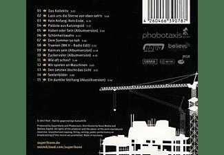 Superikone - Paläste aus Katzengold  - (CD)
