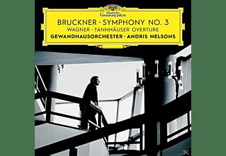 Gewandhausorchester, Andris Nelsons - Sinfonie 3,Tannhäuser Overture  - (CD)