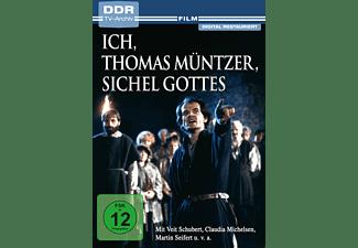 Ich,Thomas Müntzer,Sichel Gottes DVD