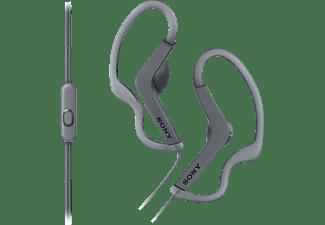 SONY MDR-AS210AP, In-ear Kopfhörer Schwarz