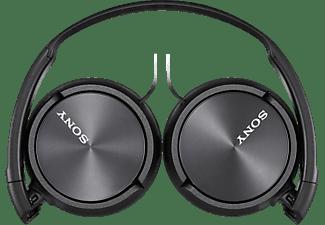 SONY MDR-ZX310, On-ear Kopfhörer Schwarz