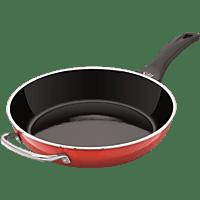 SILIT 21.1023.682 Energy Red Bratpfanne (Materialmix, Beschichtung: Keramik, 280 mm)