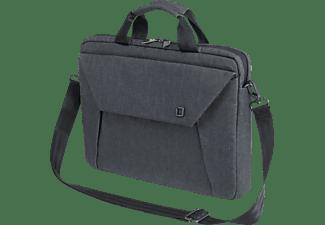 DICOTA Slim EDGE Notebooktasche Umhängetasche für Apple, Polyester