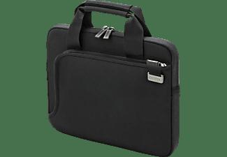 DICOTA Smart Skin Notebooktasche Sleeve für Universal Neopren, Schwarz