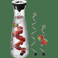 WMF 06.1770.9995 3-tlg. Wasserkaraffe inkl. Fruchtspieße