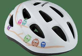 FISCHER 86106 (Fahrradhelm, 48 - 52 cm, Weiß)