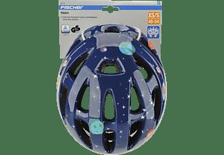 FISCHER 86710 (Fahrradhelm, 48 - 54 cm, Blau)