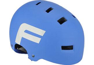 FISCHER 86718 (Fahrradhelm, 54 - 58 cm, Blau)