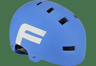FISCHER 86719 (Fahrradhelm, 58 - 61 cm, Blau)
