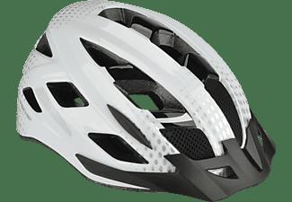 FISCHER 86721 (Fahrradhelm, 58 - 61 cm, Weiß)
