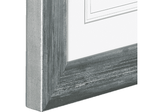 HAMA Holzrahmen Lahti (13 x 18 cm, Grau)