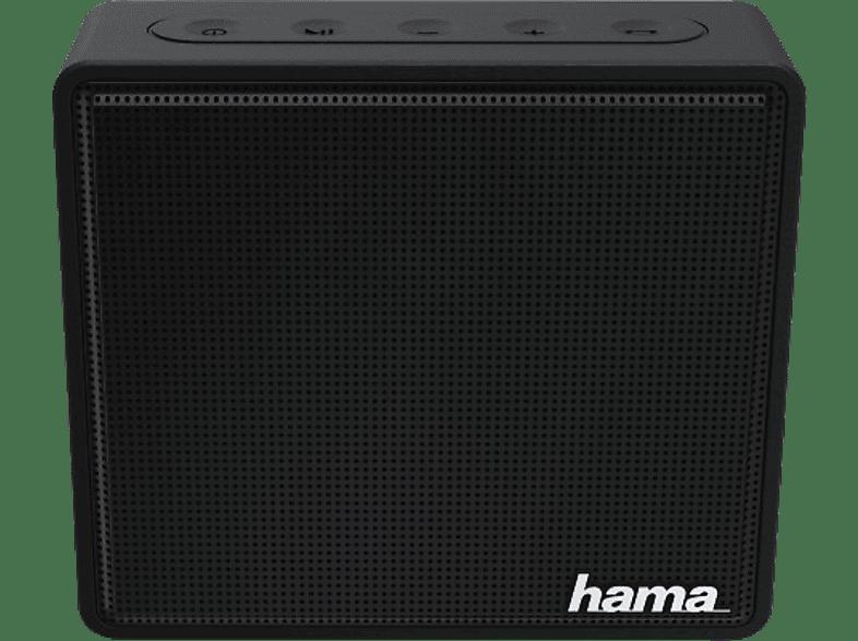 HAMA Pocket Bluetooth-Lautsprecher, Schwarz
