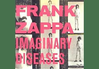 Frank Zappa - Imaginary Diseases  - (CD)
