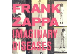 Frank Zappa - Imaginary Diseases - (CD)
